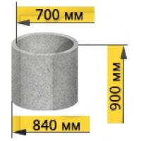 Кольцо бетонное КС7-9 (горловина)