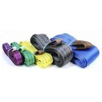 Стропы текстильные, канатные, цепные
