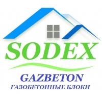 Газобетонные блоки, пиломатериал, половая доска, имитация бруса SODEX