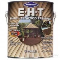 Пропитка защитная  водоотталкивающая Wolman E-H-T® EXOTIC HARDWOOD TREATMENT