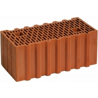 Предлагаем поризованные керамические блоки Wienerberger 14,3 NF