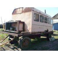 Продам строительный вагончик на колесах