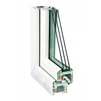 ПВХ окна REHAU Delight-Design от компании ОКНА - ОПТИМА