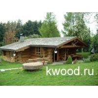 Деревянный дом из лиственницы