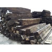 Продаем деревянные шпалы пропитанные