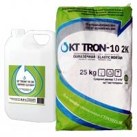 Двухкомпонентная эластичная гидроизоляция КТтрон-10 2К КТтрон