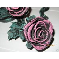 Кованые розы АртГефест