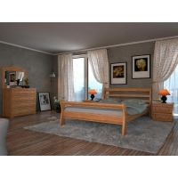 Кровать  Dreamline Милан (Бук)