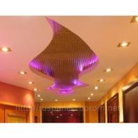 Потолки 3D Ruspanel