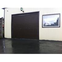 Секционные ворота DoorHan RSD