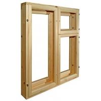 Окна из массива дерева Modores Собственное производство