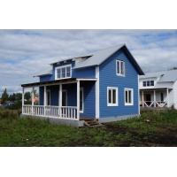 Теплый дом 109 кв.м.  СИП