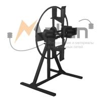 Станок для намотки кабеля в бухту ручной СНК 1,0-200Б (без измер