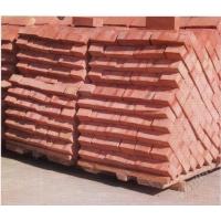 Кирпич полнотелый красный строительный