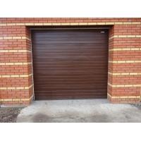 Гаражные секционные ворота DoorHan RSD01