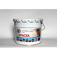 Интерьерная универсальная краска ВД-АК-204, 2л/3кг BEZ
