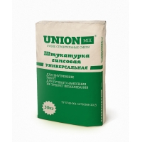 Гипсовая штукатурка  UNION-MIX START