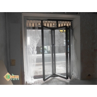 Деревянные евроокнаОкна-«гармошки» и складные двери СВ Окна