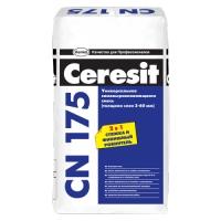 Тонкослойные штукатурки Henkel с зернистой и бороздчатой фактурой CERESIT CT175