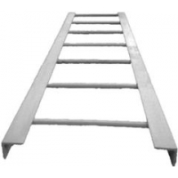Стальные канализационные лестницы-стремянки для колодцев  С1-02