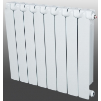 Радиаторы, отопление, батареи, нижняя подводка. РИФАР А500