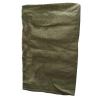 Мешок полипропиленовый для технических нужд, зеленый  р-р: 55х95 см,  вес: 60 г