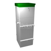 Автономная канализация (станция биологической очистки) Deka Deka 5long