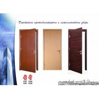 Двери деревянные металлические противопожарные