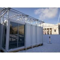Модульные конструкции, блок модули контейнерного типа,  модульные здания