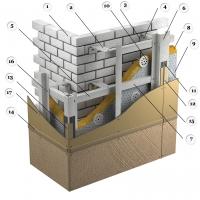 Фасадная система Альт-Фасад
