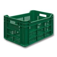 Пластиковый ящик 500x300x264