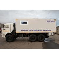 Автомобиль исследования скважин АИС-1 КАМАЗ-43118 ЛКИ-1 депара