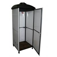 Душевые кабины (душ) для дачи с подогревом. Дачный летний душ