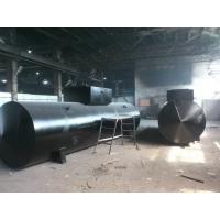 Резервуары, емкости металлические