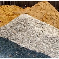 Щебень, песок, гравий, песчано гравийная смесь