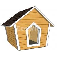 Будка для собаки Eco-vip