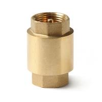 Обратные клапаны с металлическим диском PRO AQUA латунь