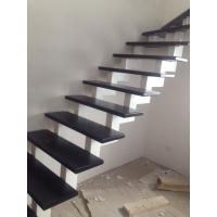 Металлокаркас лестницы на второй этаж