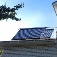 Солнечные водонагреватели (коллекторы)  KD-NPA, KD-SPA