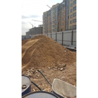 Сыпучие стройматериалы: песок, щебень, керамзит