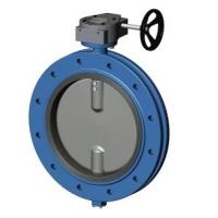 Затвор диск. поворот.,чугун/нерж. сталь, редуктор, DN500 TECOFI VP3509-08EP0500