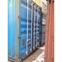 40 футовый морской контейнер  40НС INKU 6086430