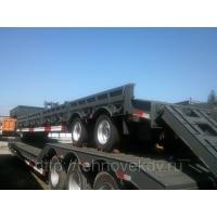 Трал 40 тонн прямой TongYa
