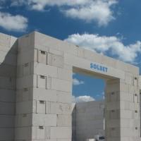 Блоки газосиликатные solbet