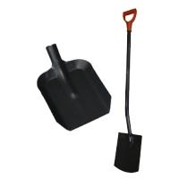 Совковая лопата и совковая лопата универсальная прямоугольная