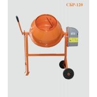 Бетономешалка (бетоносмеситель) Лебедянь СБР-120