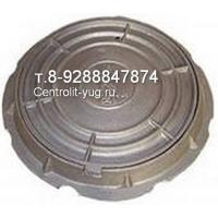 Люк чугунный средний тип С  ГОСТ 3634-99