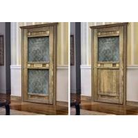 """Межкомнатные двери из массива Дуба """"Фараон"""" – простая СильверДорс """"Фараон"""" – простая отделка"""