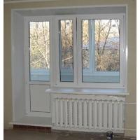 натяжные потолки окна балконы