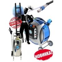 Оборудование для очистки вентиляции PRESSOVAC OY